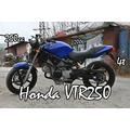 Honda VTR250 181000
