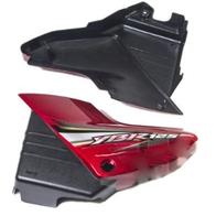 Yamaha Ybr 125 Пластик - боковая пара на бардачок 2007 (красный) 2000