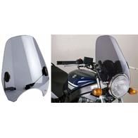 Ветровое стекло на мотоцикл (с креплением) L440 х H470 мм 6000