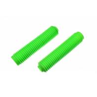 Гофры на вилку 40-60-310 (зеленые) 1500