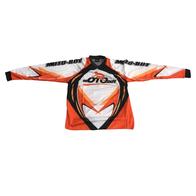 Джерси Motoboy (оранжевая) XXL 1700