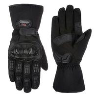 Зимние перчатки, Madbike, цвет черный, M. 2000