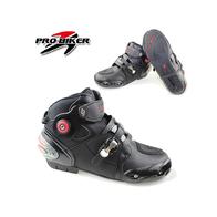 Мотоботы Pro biker 41 размер а004 (короткие) 5000