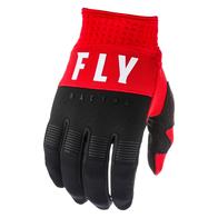 Перчатки FLY RACING F-16 красные/чёрные/белые (2020) 1800