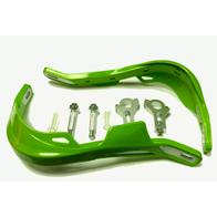 Армированная защита для рук, c креплением, цвет зеленый 2500