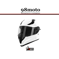 Шлем (интеграл) Origine STRADA Advanced серый/белый глянцевый 7800
