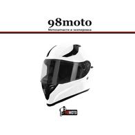 Шлем (интеграл)  Origine Strada Solid, белый глянцевый 7500