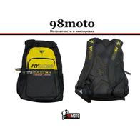 Рюкзак FLY RACING JUMP ROCKSTAR черный/желтый 2500