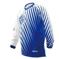Футболка для мотокросса (Джерси) T200 синяя (L) Scoyco 2500