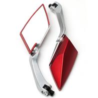 Зеркала универсальные Soko Красные (17) 1500