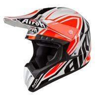 AIROH шлем кросс SWITCH IMPACT ORANGE GLOSS 8800