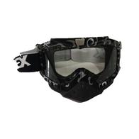 Очки 815-25 оправа черно-серая, линза прозрачная с защитой носа 1500