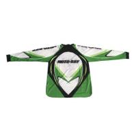 Джерси Motoboy (Зеленая) XXL 1700