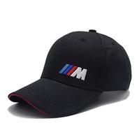 Кепка BMW style, черная, с буквой M 1000