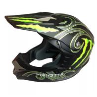 Шлем для мотокросса Monster L 5000