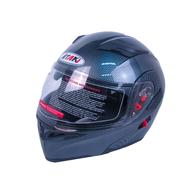 Шлем (модуляр) Ataki FF902 Carbon черный/серый глянцевый 6000