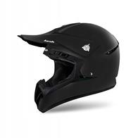 AIROH шлем кросс SWITCH COLOR BLACK MATT 7600