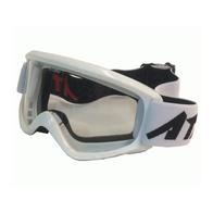 Очки для мотокросса детские ATAKI HB-115 белые глянцевые 1000