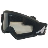 Очки для мотокросса Ataki HB-319, черные матовые 1500
