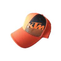 Кепка ktm, оранжевая 1000