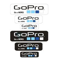 Арт 008. Наклейки GoPro. (черные, белые) 250