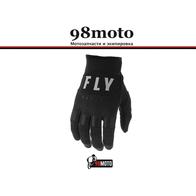 Перчатки FLY RACING F-16 черные (2020) 1900