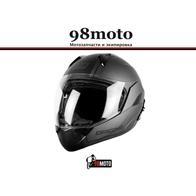Шлем (модуляр) Origine Riviera Solid черный матовый 10000