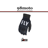 Перчатки FLY RACING PRO LITE черные/белые (2021) 1800