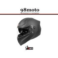 Шлем (интеграл) Origine STRADA Solid черный матовый 7500