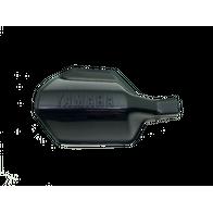Yamaha ybr 125,  защита для рук пластиковая, цвет черный 900