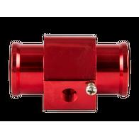 Проставка для датчика температуры ОЖ 38 мм (без хомутов), красный 500