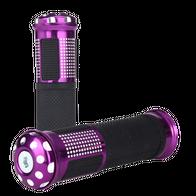 Грипсы 22мм (фиолетовый) 500