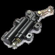 Задний тормозной цилиндр (черный) плоский бачок 1800