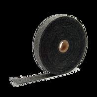 Термолента Billion, 1650гр, черная, 15м длина, 2,5см ширина 1500