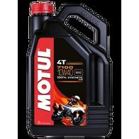 Motul 7100 10W40 4л масло в двигатель 5200