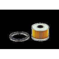 Фильтр масляный круглый CB400SS CL400 XR400 XR650, HF112 (D-53, H-39) 400