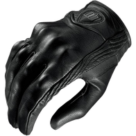 Мотоперчатки icon stealth (Кожаные) M 2500