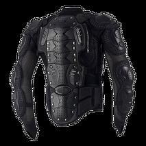 Куртка защитная (черепаха) THUNDER WOLF AM02  черная 6900