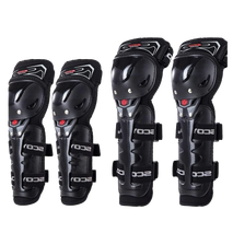 Наколенники и налокотники комплект K11H11-2 черные Scoyco 3900