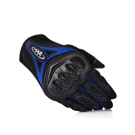 Перчатки AXE ST10 синие 800