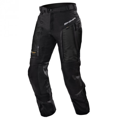 Штаны SHIMA HERO PANTS BLACK 12000
