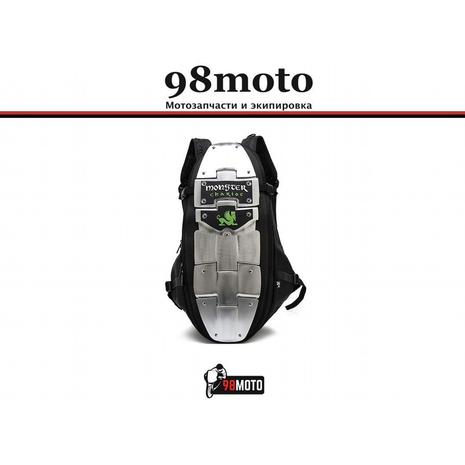 Металлический рюкзак, Monster chariot (5 пластин) 4000