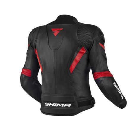 Куртка SHIMA CHASE red 26000