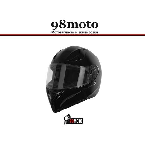 Шлем (интеграл) Origine STRADA Solid черный глянцевый 7900