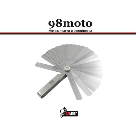 Набор щупов 32 шт 0,02 мм -1 мм 500