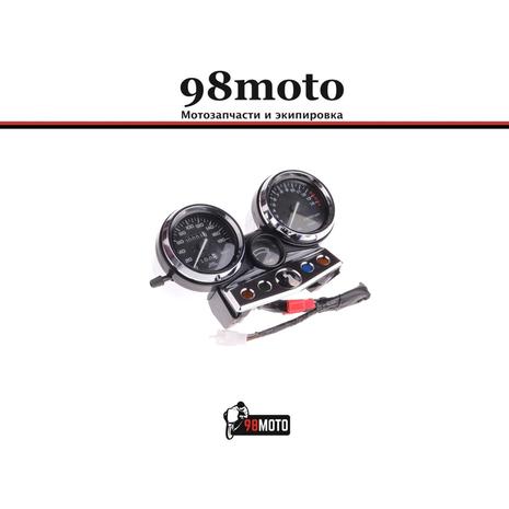 Приборная панель мотоцикла honda CB400 (95-98) с датчиком топлива 8000