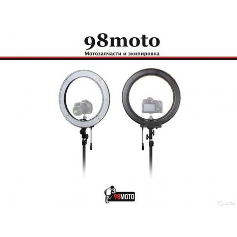 """Лампа для фотографий Studio 19 """"/48 см 55 Вт 5500K (сумка+штатив в комплекте) 8500"""