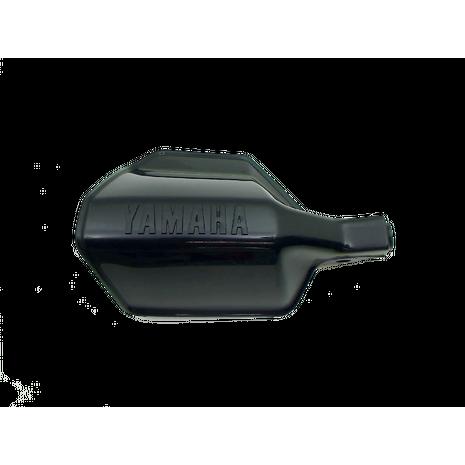 Yamaha ybr 125, Черная защита для рук пластиковая 700