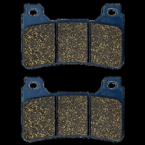 Арт 0008. Передние тормозные колодки, CBR 600, 74x55.1x9 1000